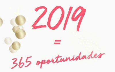 BIENVENIDO 2019